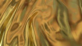 Ciekły złoto przepływ