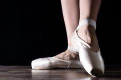 Cieki dancingowa balerina obraz royalty free