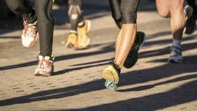 Cieki jogger obrazy royalty free