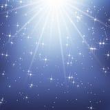Ciel étoilé Image stock