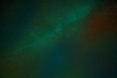 Ciel étoilé 2 Image libre de droits