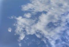Ciel étonnant Photographie stock libre de droits