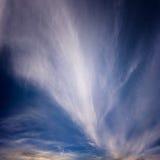 Ciel 85 Image libre de droits
