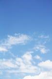 ciel Photographie stock