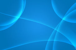 Ciel bleu de fond abstrait Photographie stock libre de droits