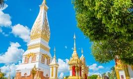 Ciel bleu de pagoda Photographie stock