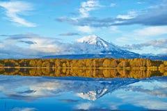 Ciel bleu profond Photos libres de droits