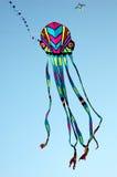 Ciel complètement de kites-2 Photographie stock libre de droits