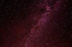 Ciel d'étoile Image stock