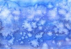Ciel d'aquarelle Image libre de droits