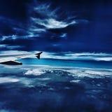 Ciel d'en haut Photos libres de droits