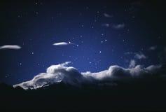 Ciel d'étoile Image libre de droits