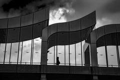 Ciel d'Umeda construisant Osaka Japan photos stock