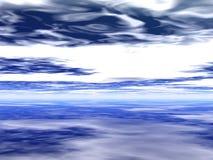 ciel de bachground photographie stock