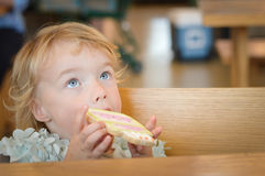 Ciel de biscuit Image stock