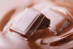 Ciel de chocolat Image libre de droits