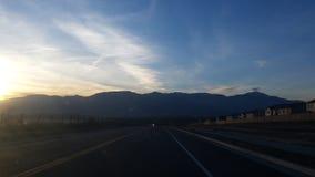 Ciel de ciel Images libres de droits