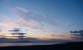 Ciel de Cumbria Image stock
