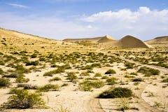 Ciel de désert Images stock