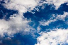 ciel de fond Image libre de droits
