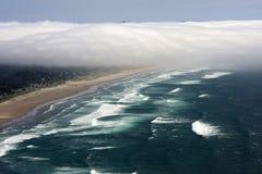 ciel de mer Photographie stock libre de droits