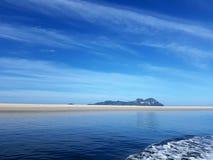 Ciel de mer de la Thaïlande de trang de Kohmook photographie stock libre de droits