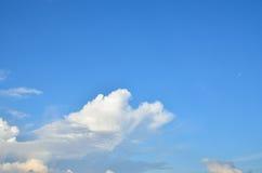 Ciel de nuage Photo libre de droits