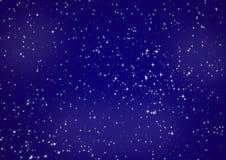 Ciel de nuit Image stock