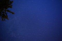 Ciel de nuit image libre de droits