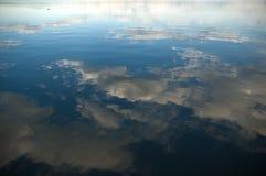 ciel de réflexion Images stock