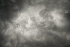 Ciel de tempête Photos libres de droits