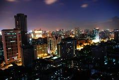 Ciel de ville image libre de droits