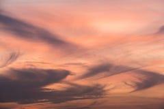 Ciel dessus photos libres de droits
