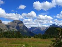 Ciel du Montana photo stock