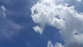 Ciel en Thaïlande Images libres de droits