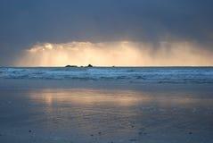 Ciel et mer Photos libres de droits