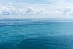 Ciel et mer Photo libre de droits