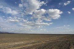 Ciel et nuage Image stock