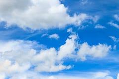 Ciel et nuage Photos stock