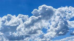 Ciel et nuage Image libre de droits