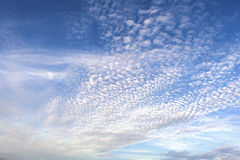 Ciel et nuages Photo stock