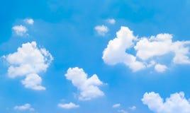 Ciel et nuages Photo libre de droits