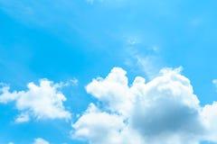 Ciel et nuages Images libres de droits