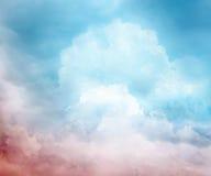 ciel fantastique Images libres de droits