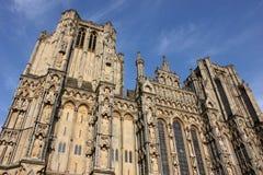 Ciel II de cathédrale images stock