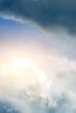 Ciel lumineux Photos libres de droits