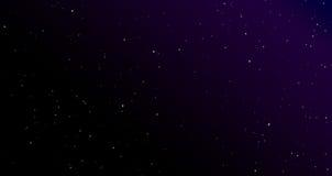 Ciel nocturne Image stock