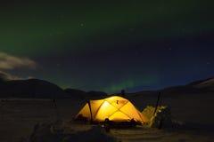 Ciel nocturne Images libres de droits