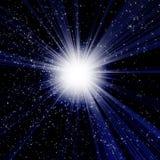 Ciel nocturne illustration de vecteur