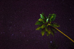 Ciel nocturne - Papouasie-Nouvelle-Guinée photos stock